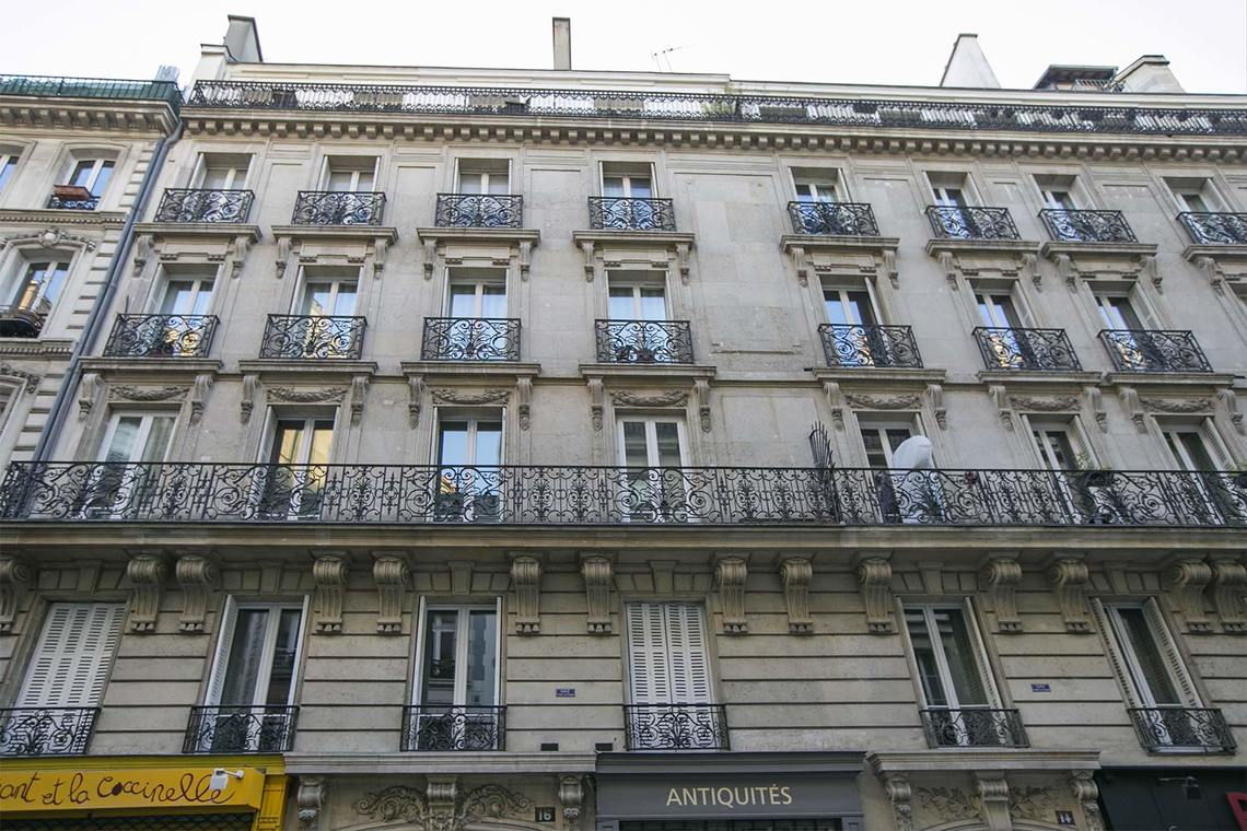 Appartement Paris Rue Jean-Baptiste Pigalle 11