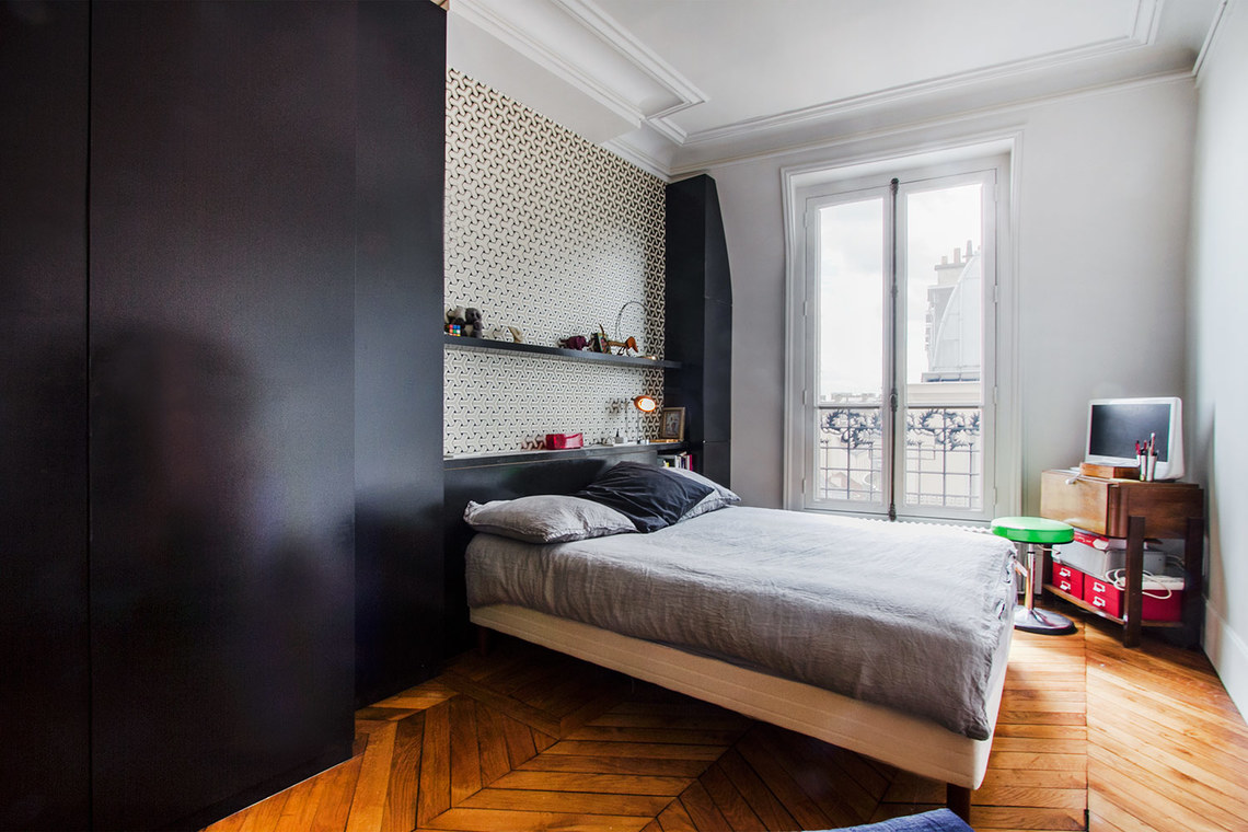 Appartamento Paris Avenue Ledru Rollin 10