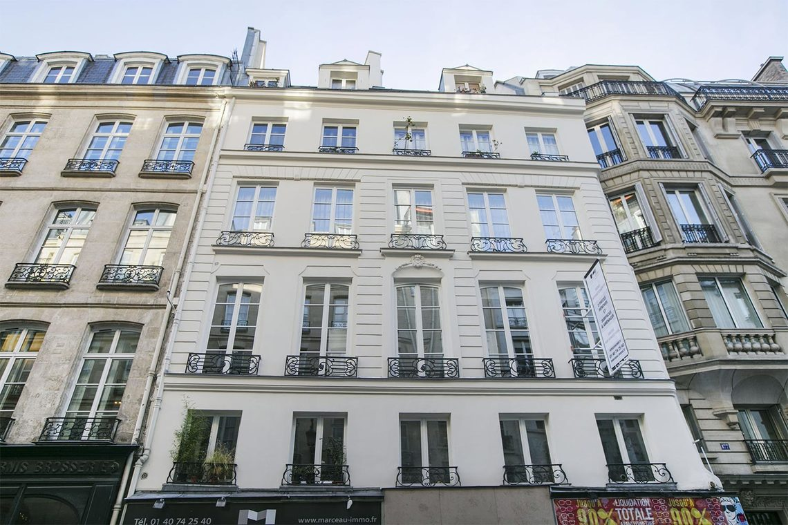 Квартира Paris Rue Saint Honoré 14