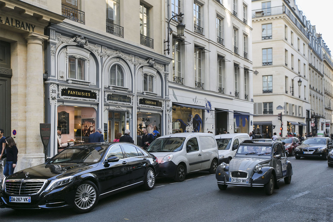 Квартира Paris Rue Saint Honoré 15