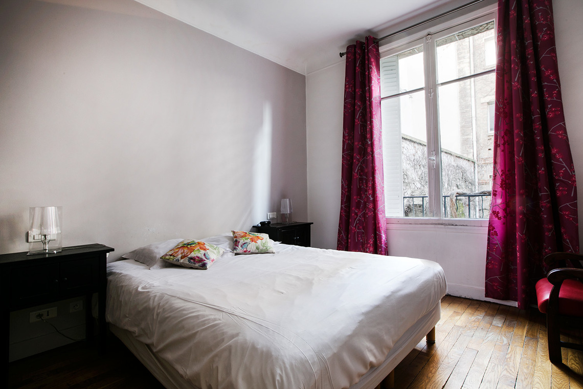 Apartment Paris Boulevard Garibaldi 8