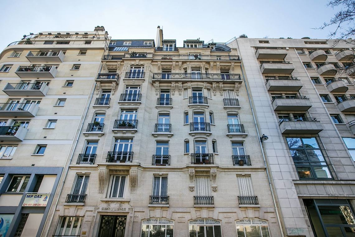 Apartment Paris Boulevard Garibaldi 19