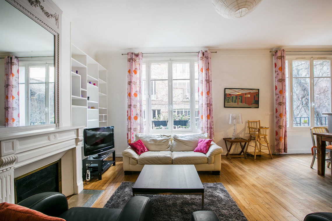 Paris Boulevard Garibaldi Apartment for rent
