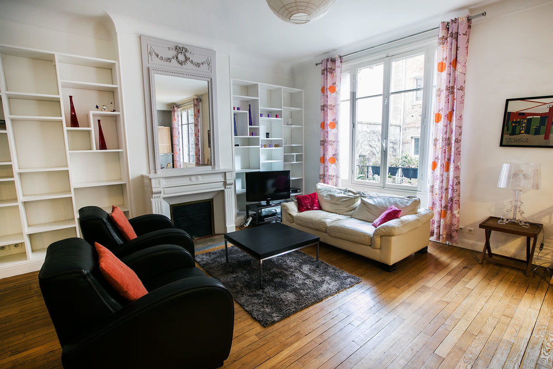 Apartment Paris Boulevard Garibaldi 3