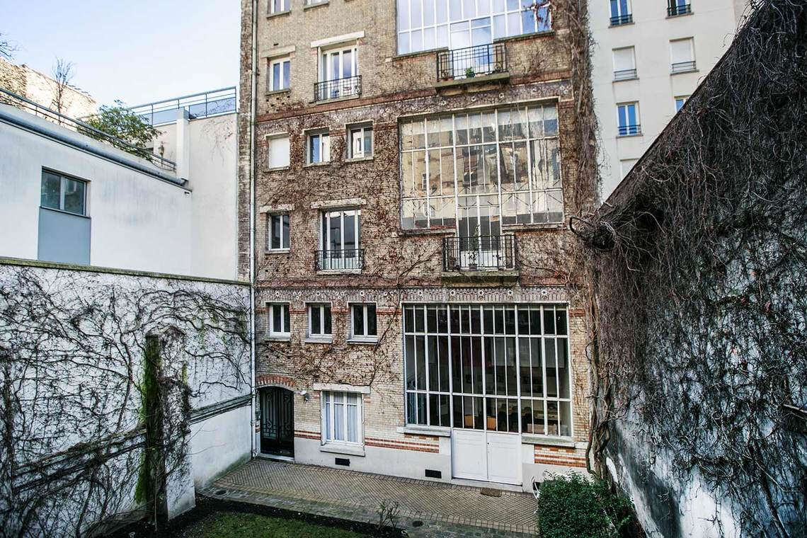 Apartment Paris Boulevard Garibaldi 17
