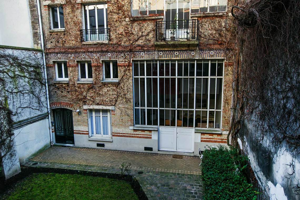 Apartment Paris Boulevard Garibaldi 16