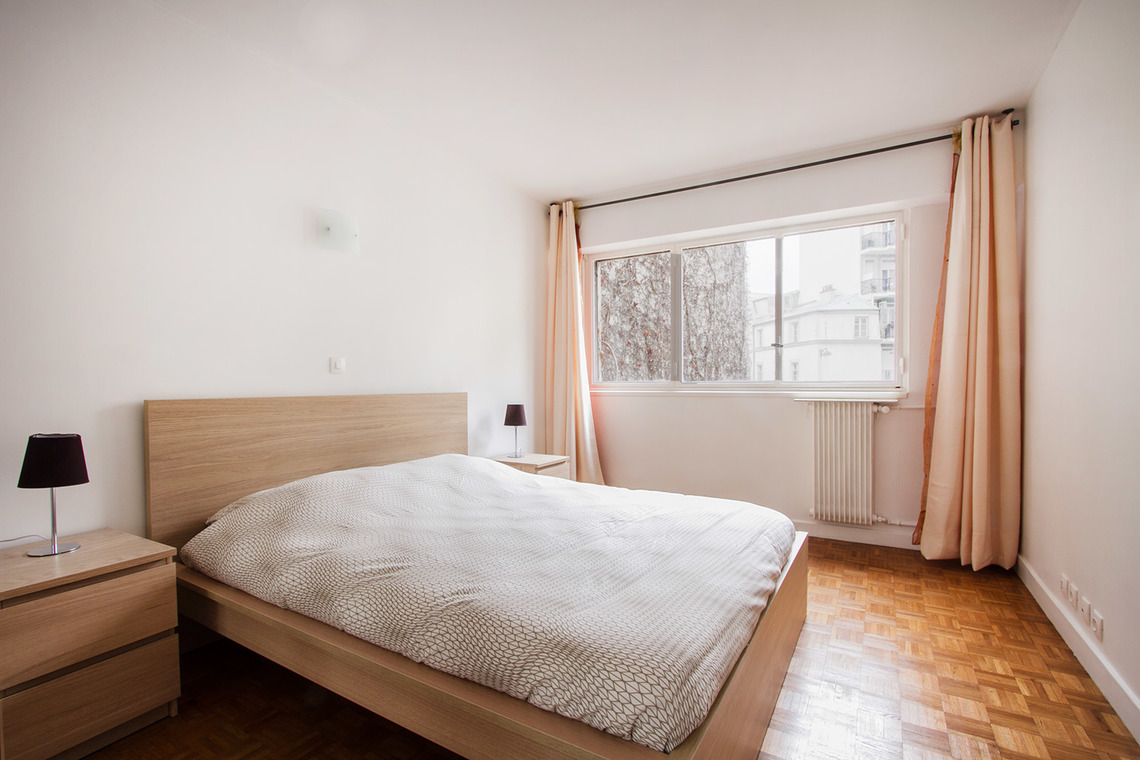 Apartment Paris Avenue de Lamballe 9