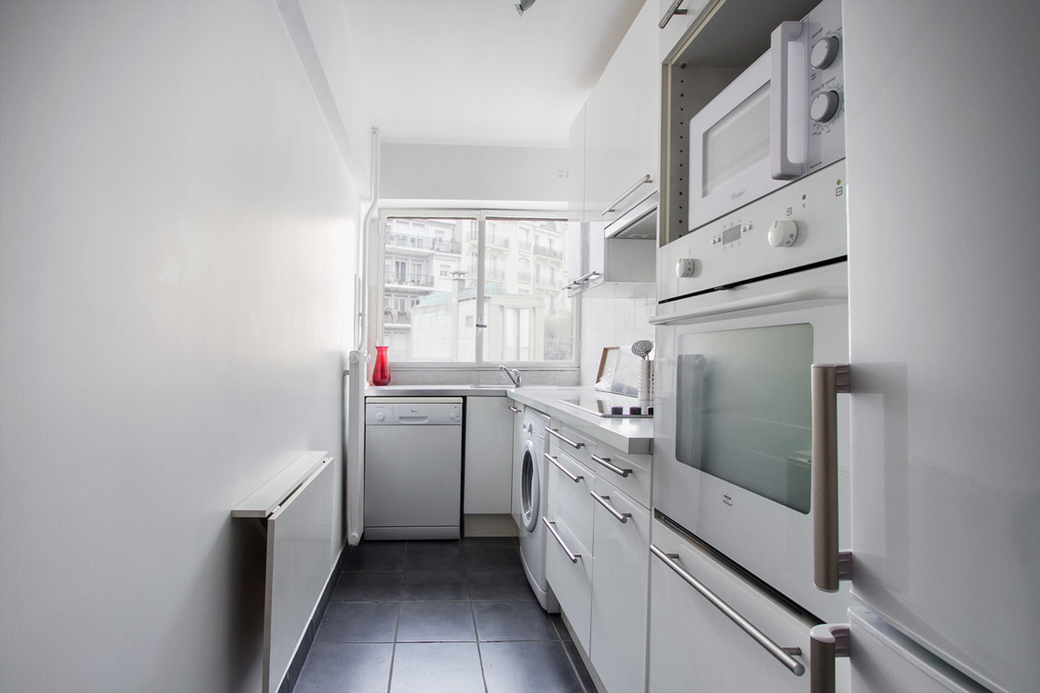 Apartment Paris Avenue de Lamballe 6