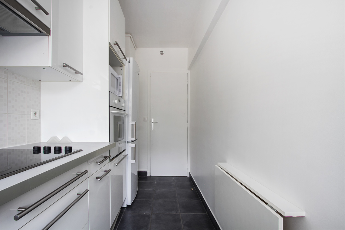 Apartment Paris Avenue de Lamballe 8