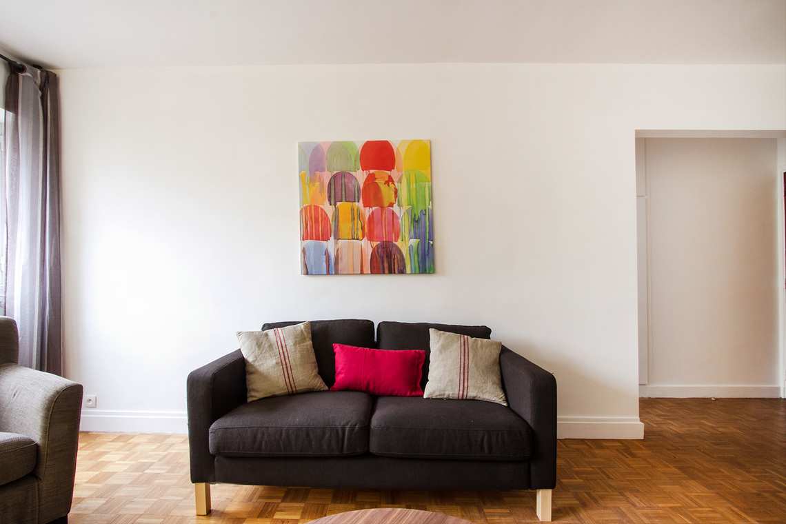 Apartment Paris Avenue de Lamballe 2