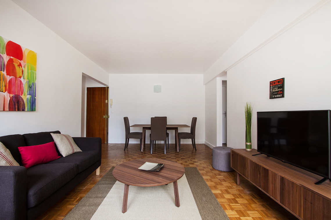 Apartment Paris Avenue de Lamballe 3
