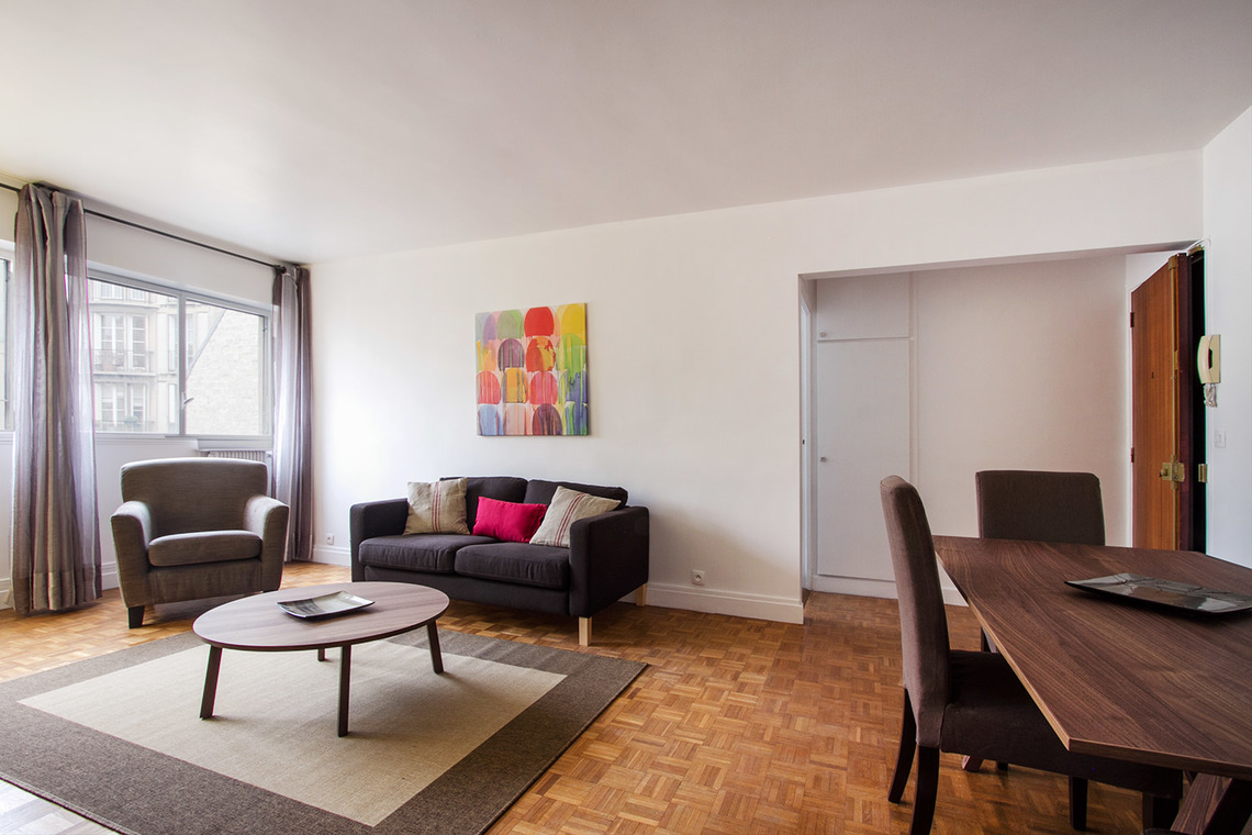 Apartment Paris Avenue de Lamballe 4