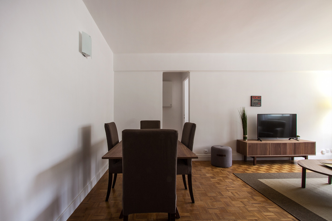 Apartment Paris Avenue de Lamballe 5