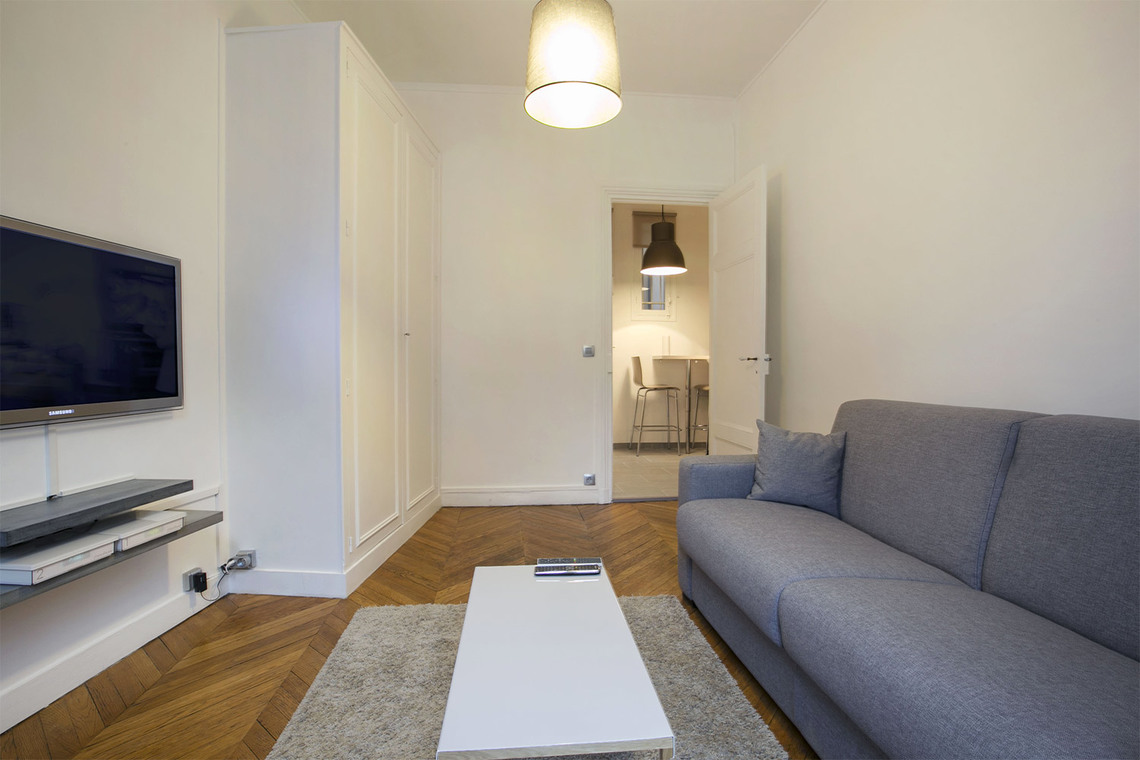 Studio for rent Avenue des Ternes, Paris | Ref 12188