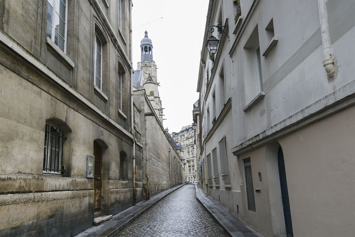 Квартира Paris Rue Descartes 18