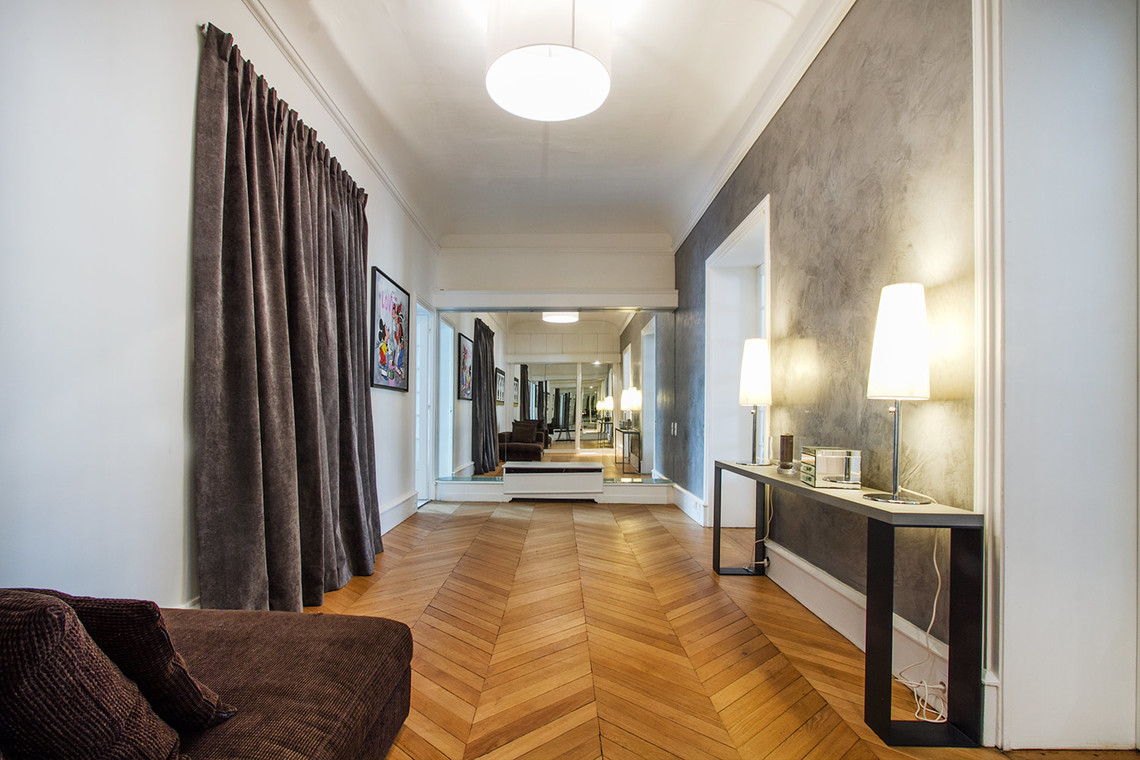 Appartamento Paris Avenue Georges Mandel 10