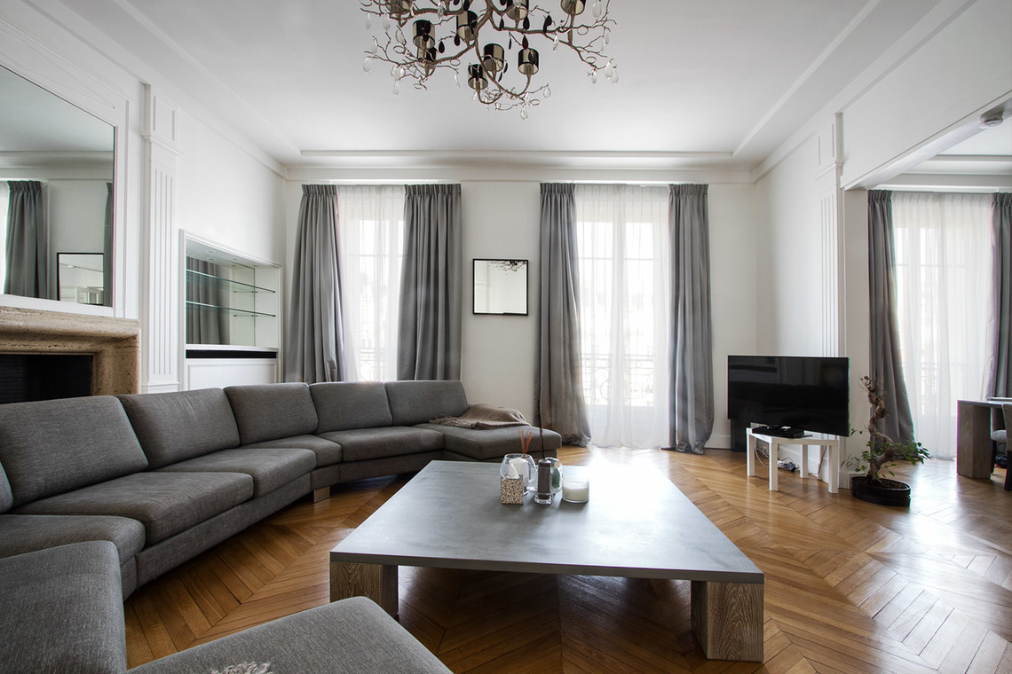 Appartamento Paris Avenue Georges Mandel 2