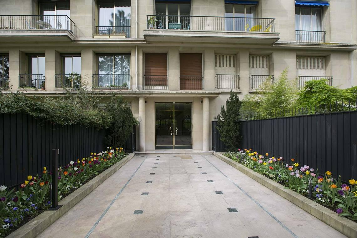 Studio for rent Avenue Foch, Paris | Ref 12217