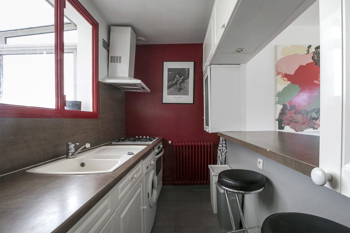 Apartamento Paris Rue Legendre  3