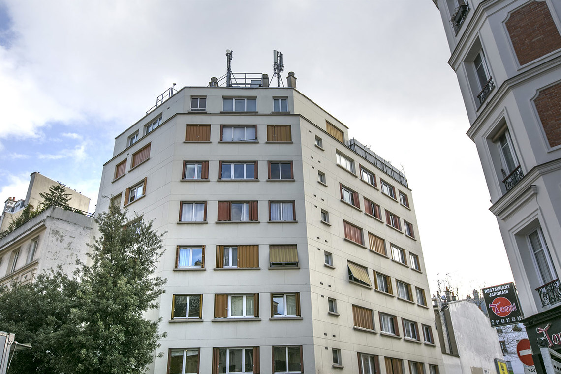 Apartamento Paris Rue Legendre  14