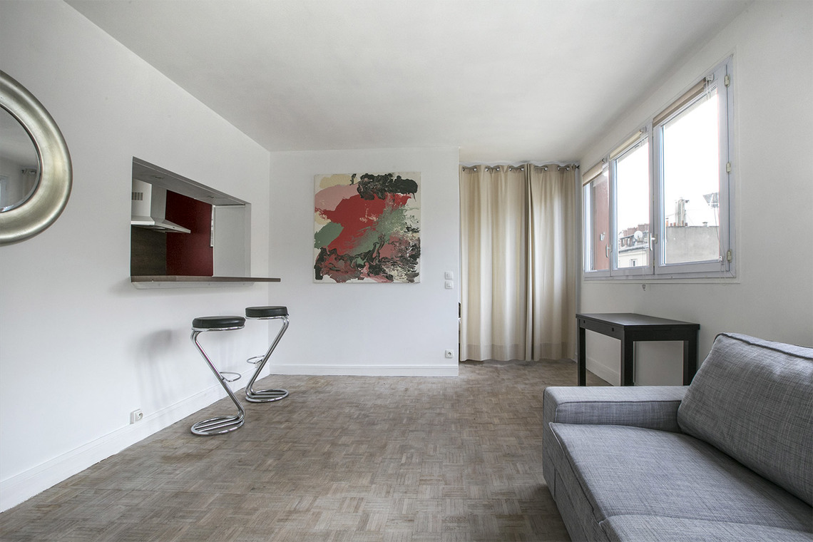 Apartamento Paris Rue Legendre  2