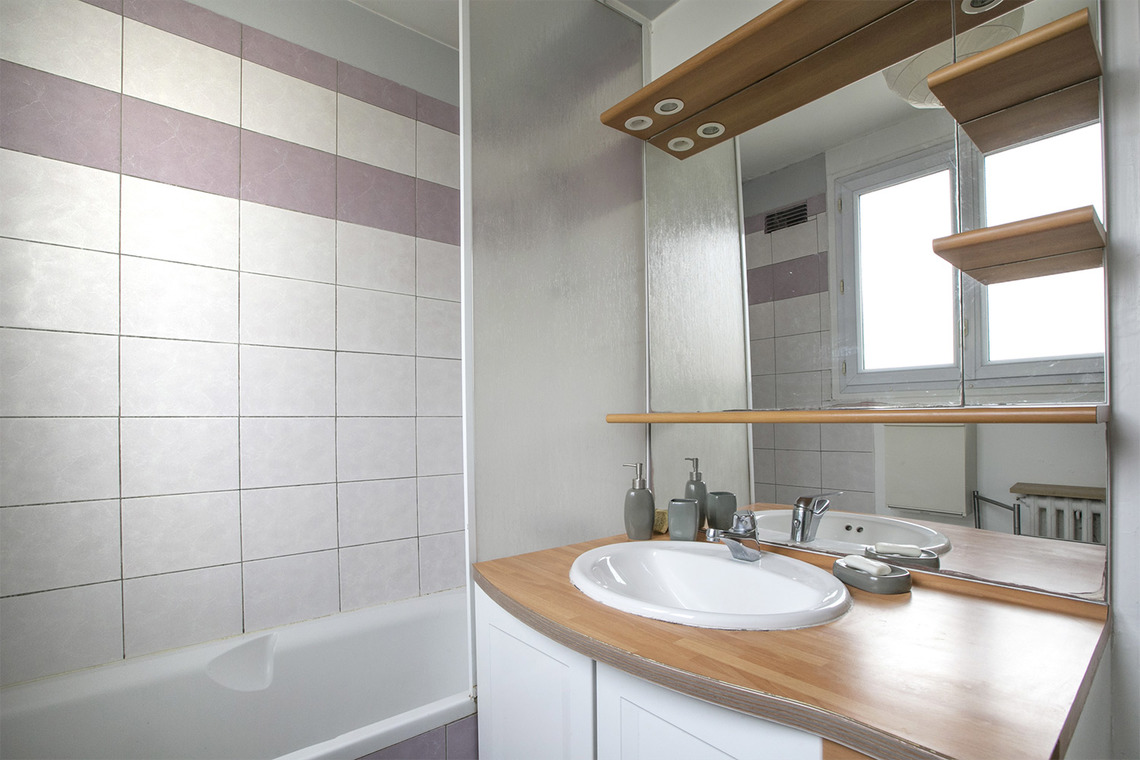 Apartamento Paris Rue Legendre  7