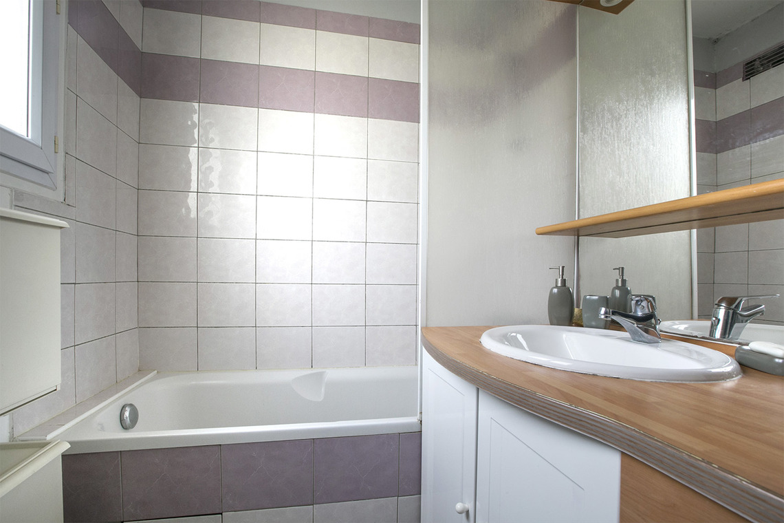 Apartamento Paris Rue Legendre  8