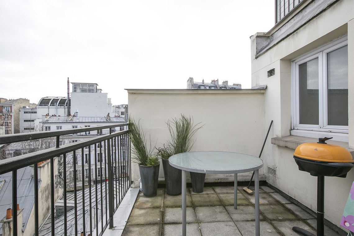 Apartamento Paris Rue Legendre  12
