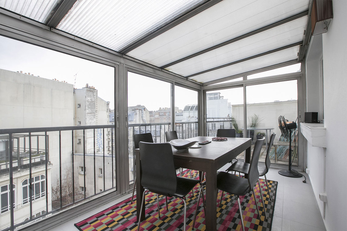 Apartamento Paris Rue Legendre  9