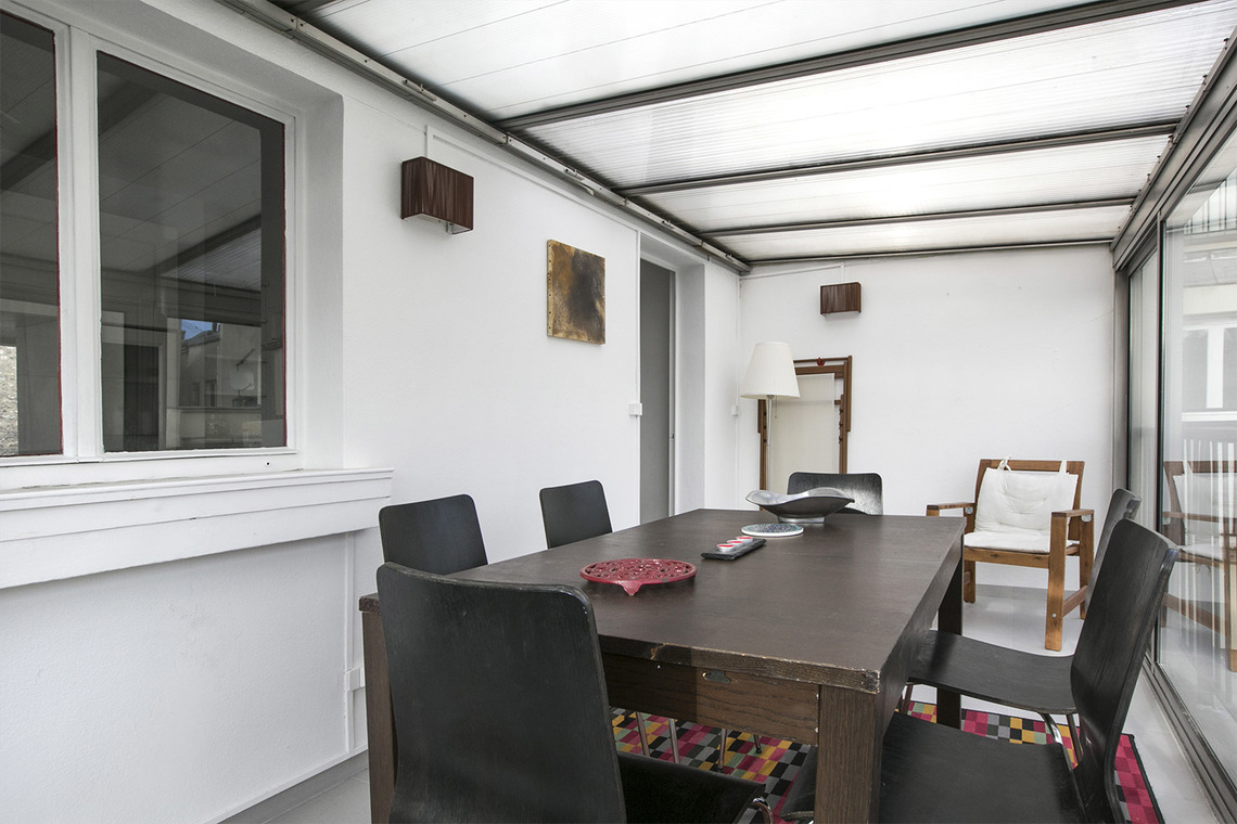 Apartamento Paris Rue Legendre  10