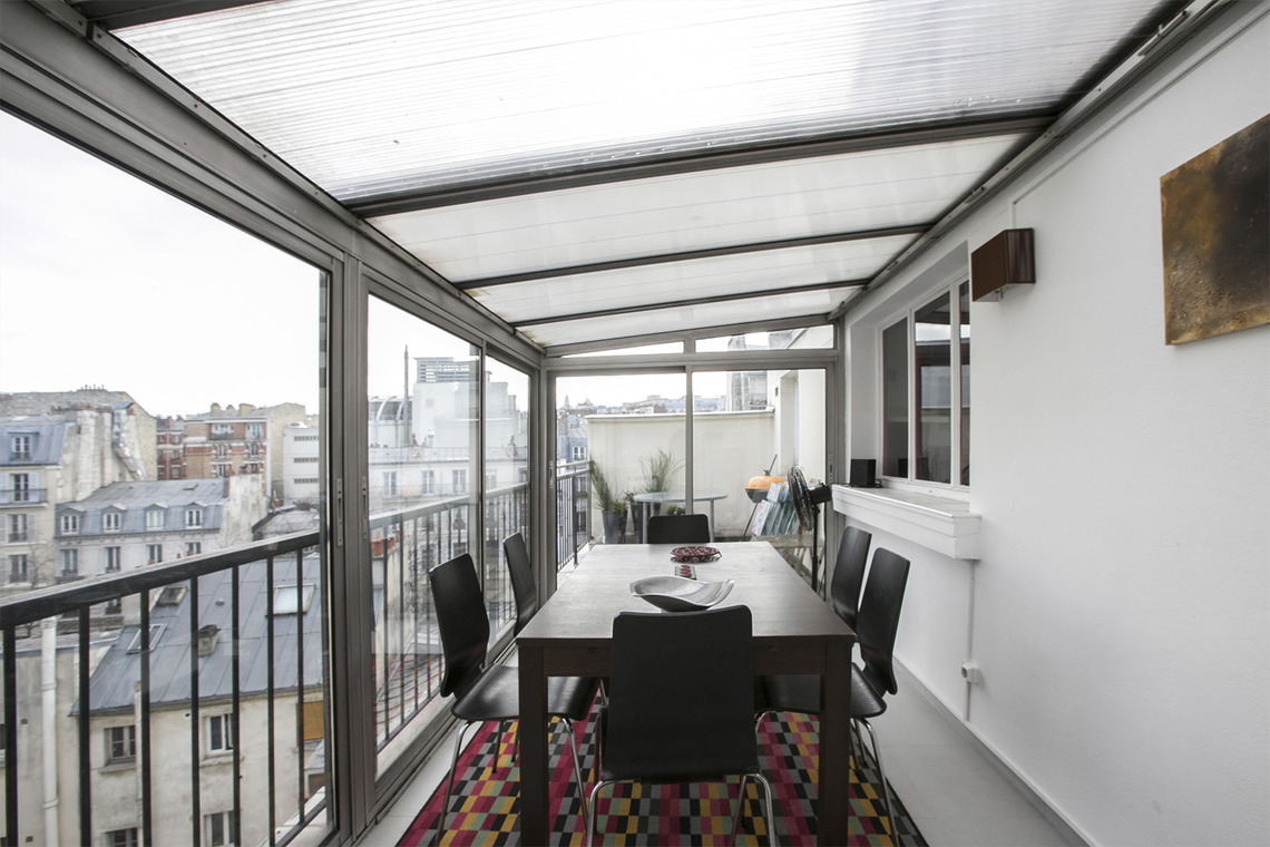 Apartamento Paris Rue Legendre  11