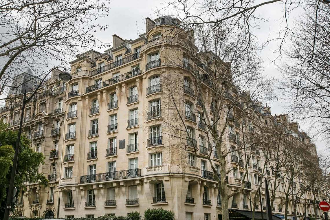 Квартира Paris Avenue de la Bourdonnais 25