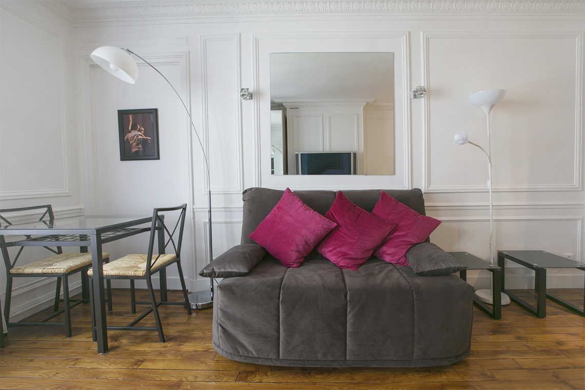 Appartement Paris Rue de Rivoli 2