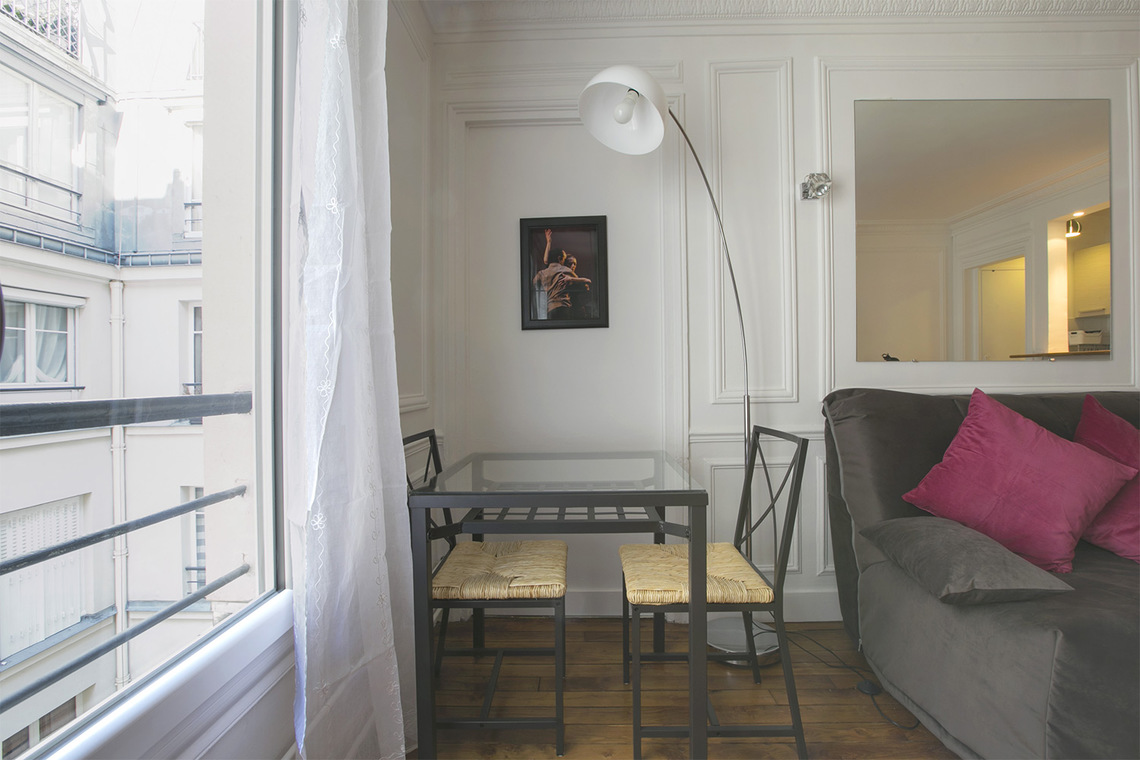 Appartement Paris Rue de Rivoli 3