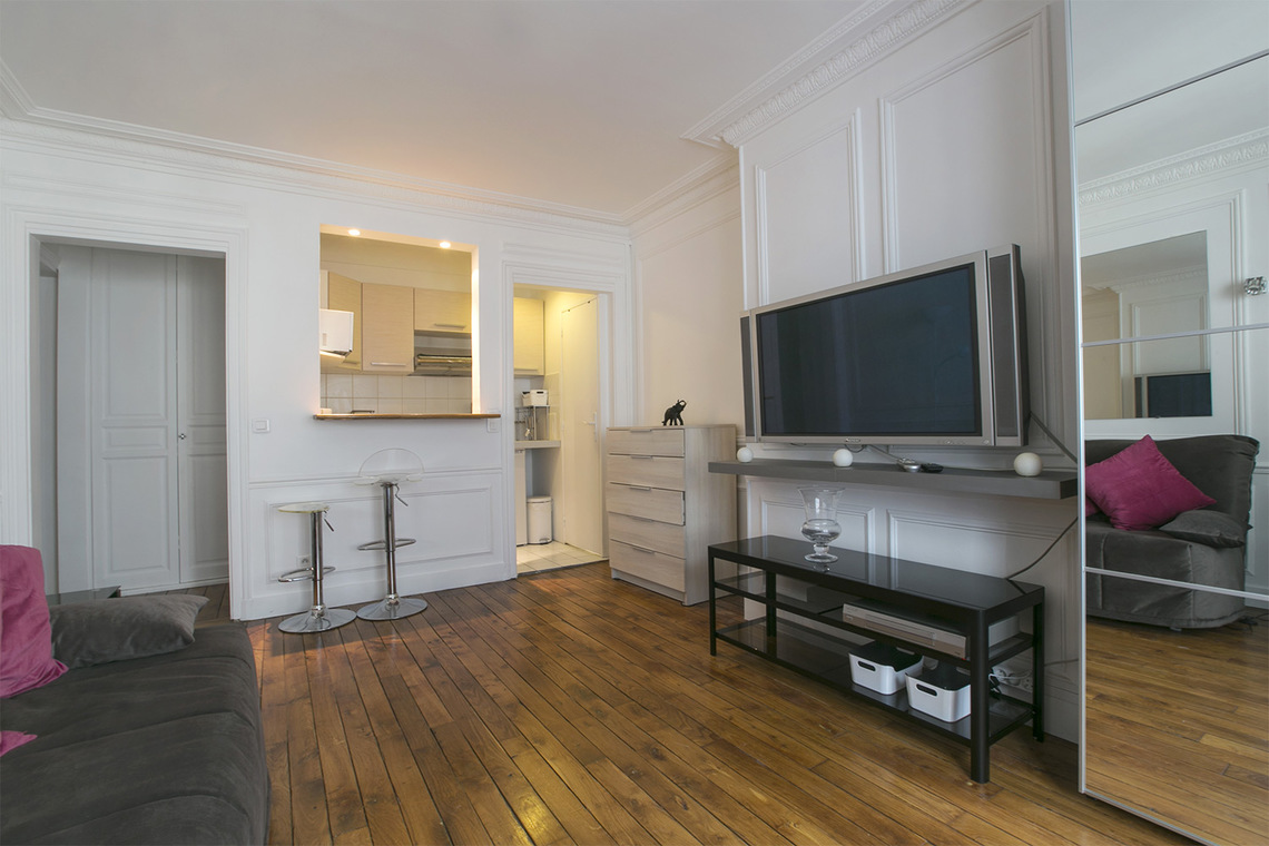 Appartement Paris Rue de Rivoli 4
