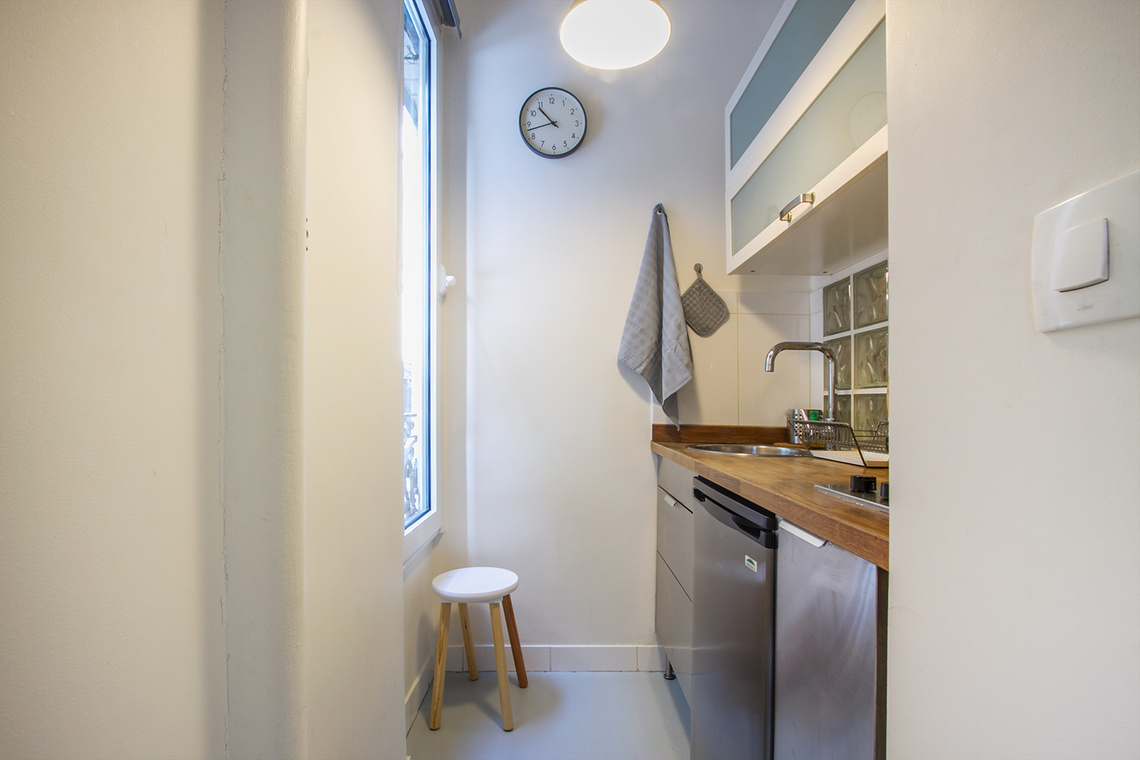 Appartement Paris Rue Popincourt 7
