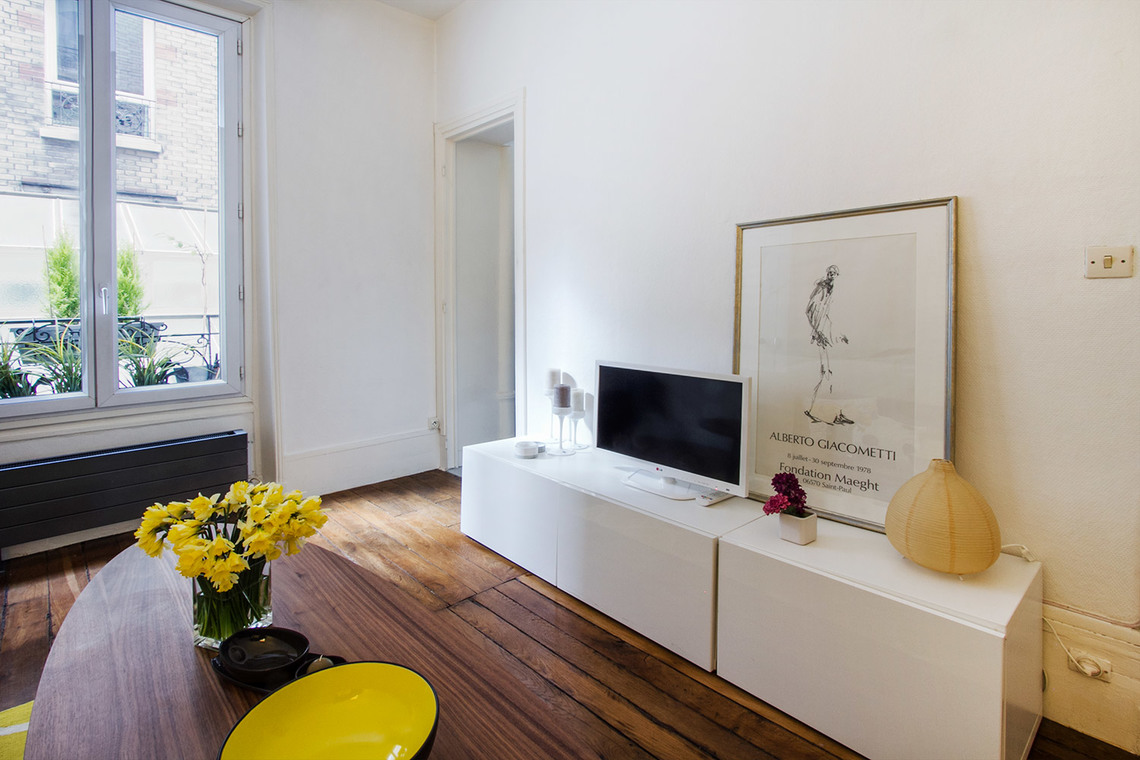 Appartement Paris Rue Popincourt 6