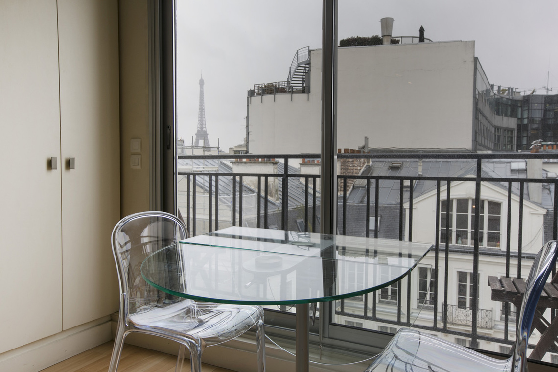 Appartement Paris Avenue Franklin Roosevelt 3