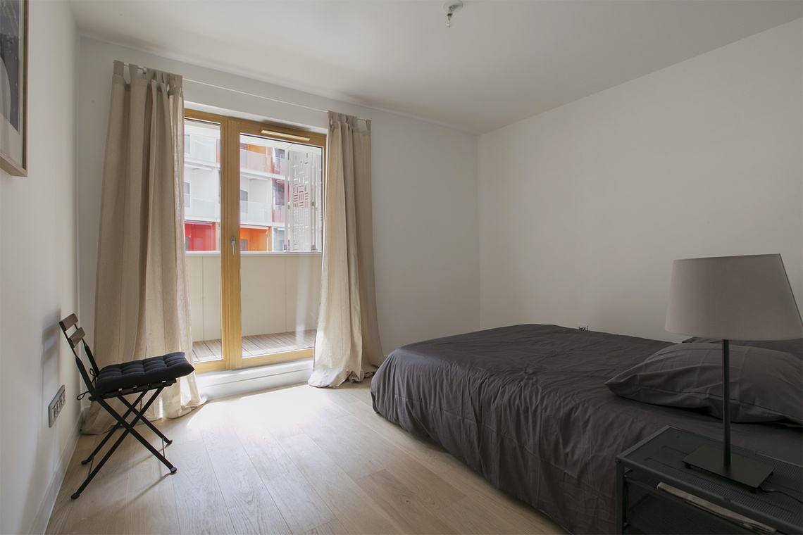 Appartement Paris Rue René-Blum 7