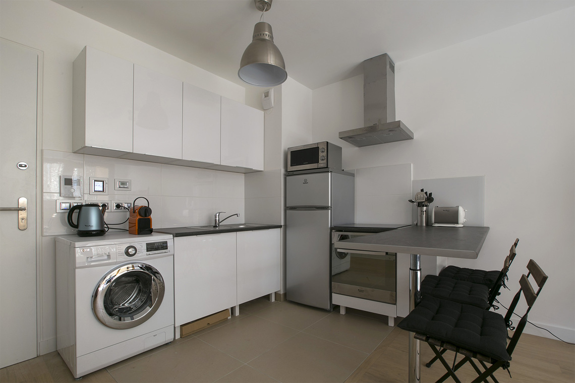 Appartement Paris Rue René-Blum 4