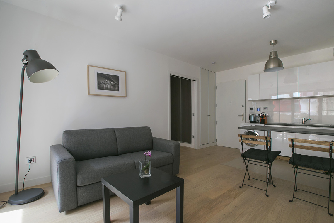 Appartement Paris Rue René-Blum 2