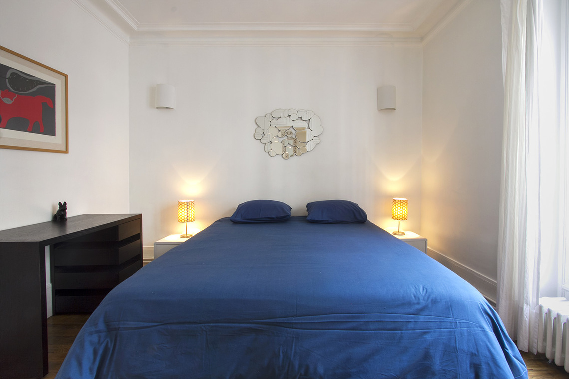 Appartement Paris Rue Duvivier 8