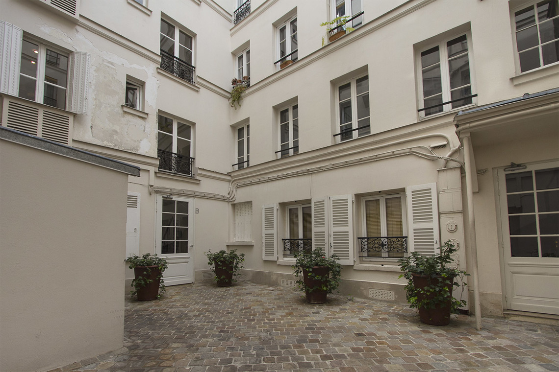 Appartement Paris Rue Duvivier 13