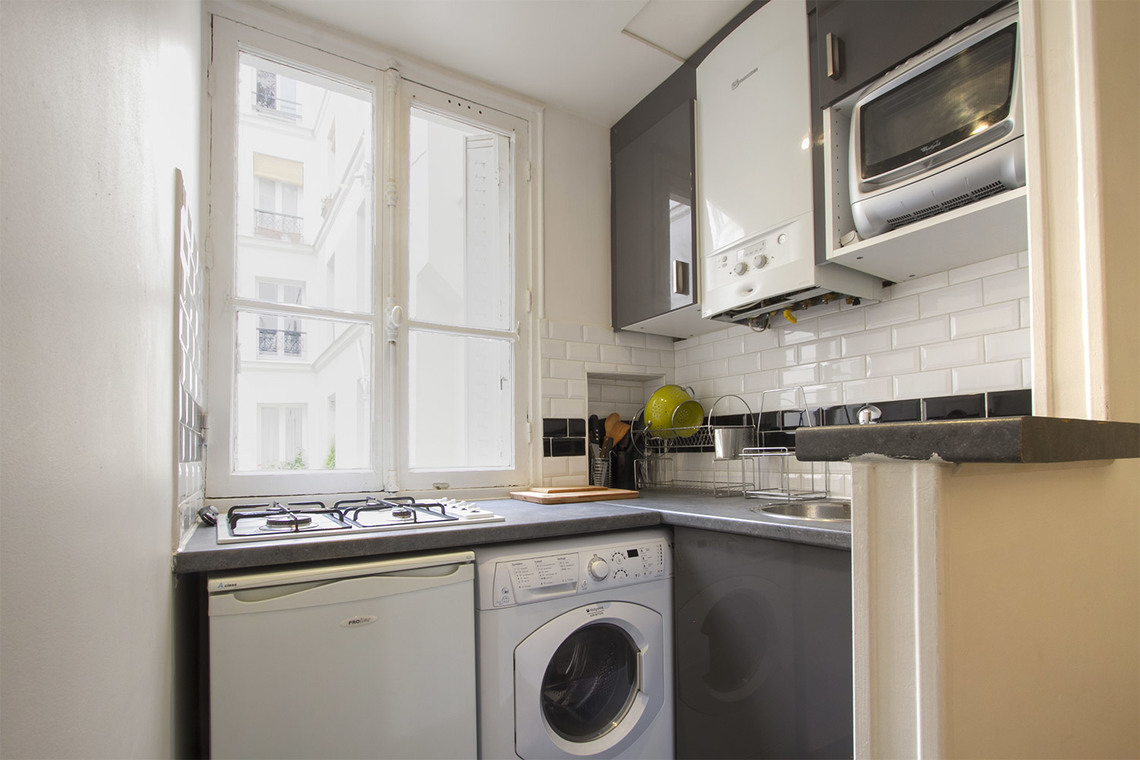 Appartement Paris Rue Duvivier 5