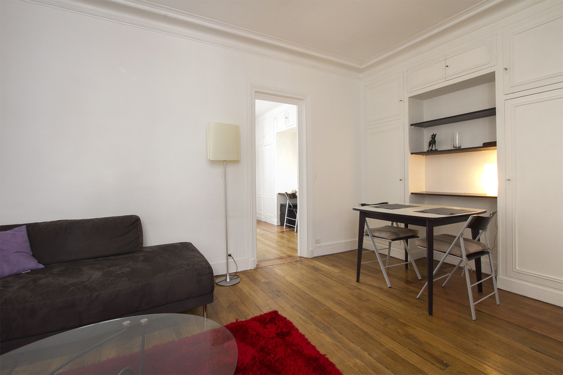 Appartement Paris Rue Duvivier 3