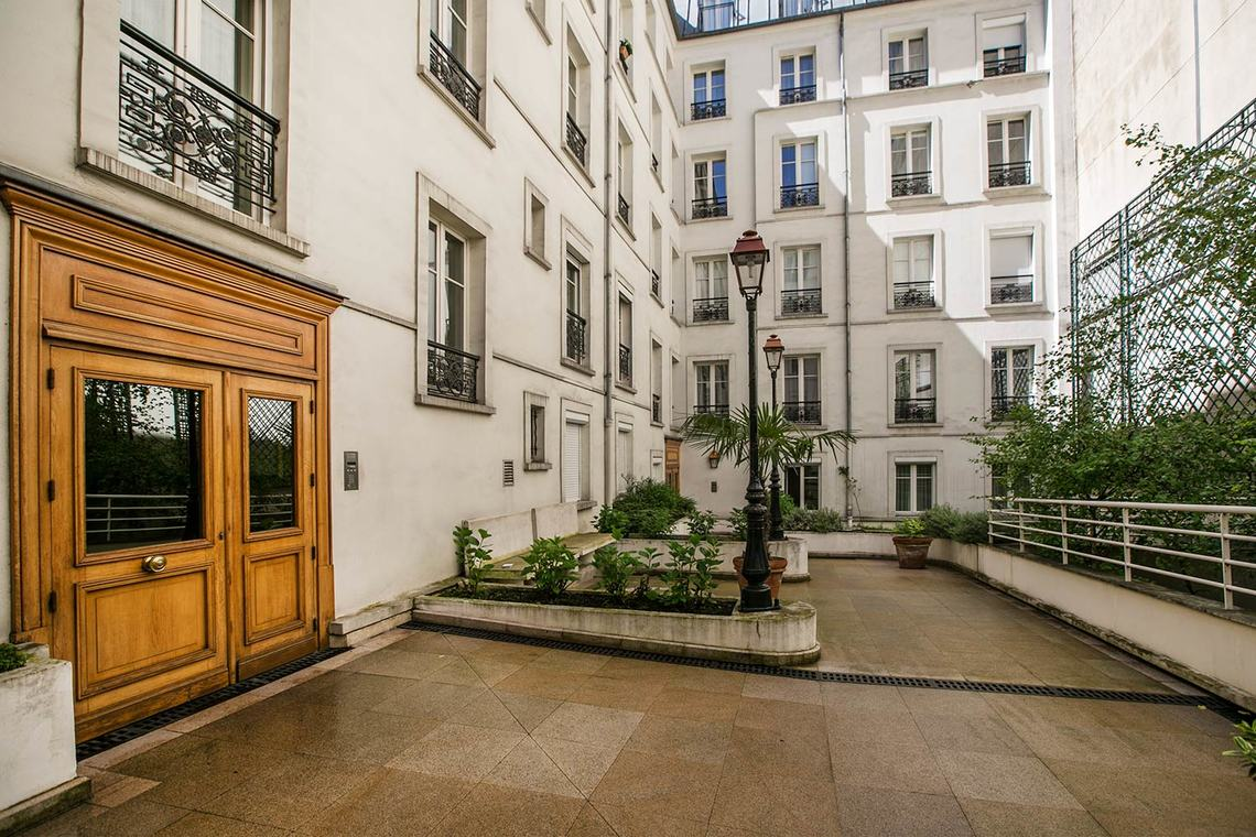 Apartment Paris Avenue de Wagram 14
