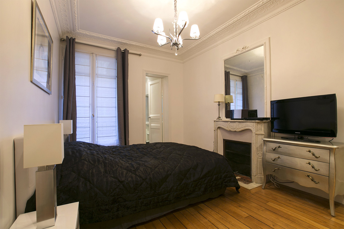 Apartamento Paris Rue Faraday 9