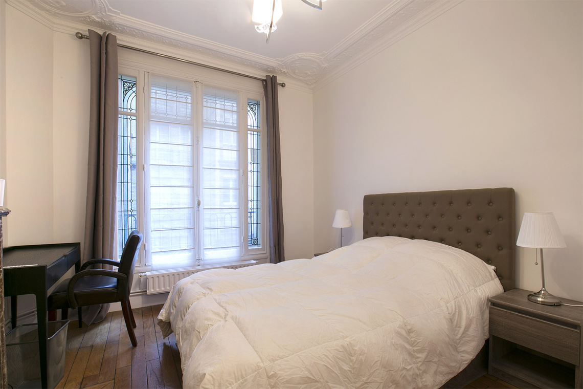 Apartamento Paris Rue Faraday 10