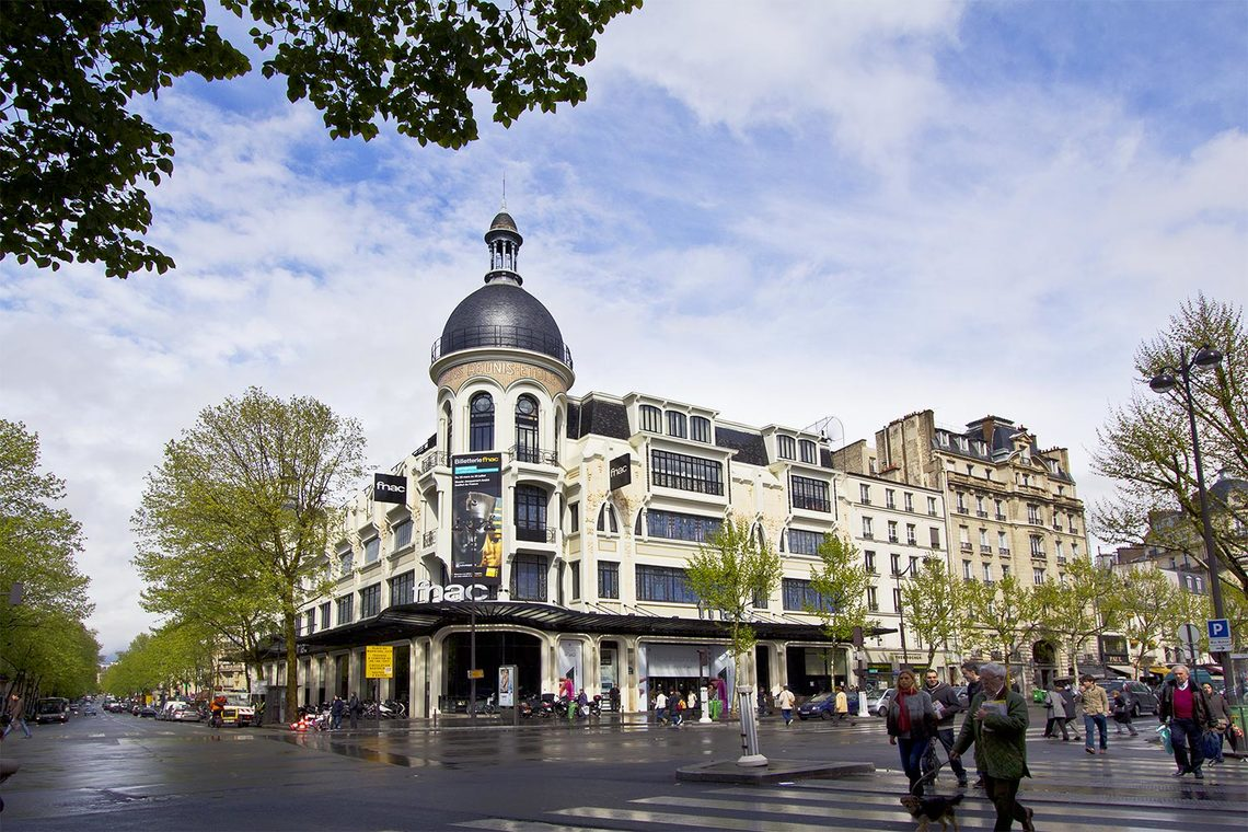 Apartamento Paris Rue Faraday 16