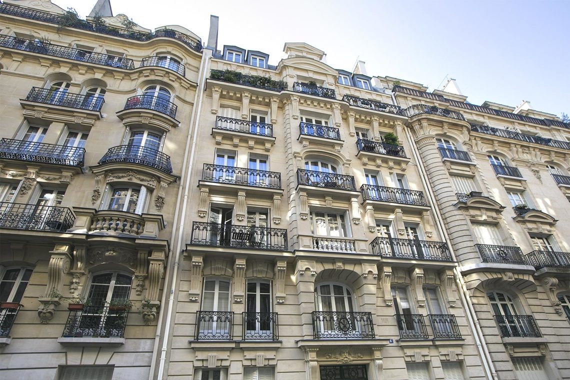 Apartamento Paris Rue Faraday 15